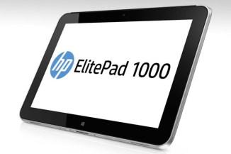 HP ElitePad 1000, tablet professionale Windows 8.1 su misura per le aziende