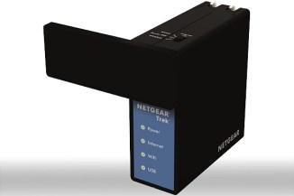 """Netgear Trek N300, router e range extender """"da viaggio"""""""
