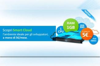 Aruba Smart, i server cloud economici per le PMI e gli sviluppatori
