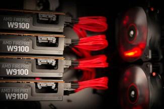 AMD FirePro W9100, acceleratore grafico per ambienti professionali