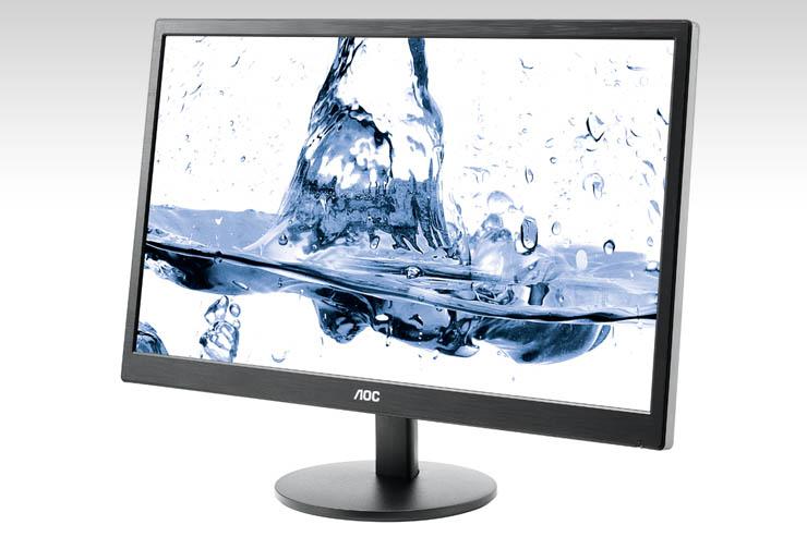 """AOC, due nuovi monitor widescreen da 28"""""""
