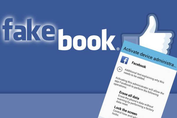 ESET NOD32, una schermata fake minaccia gli utenti Facebook