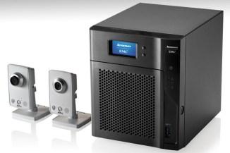 px2-300d e px4-400d, i nuovi NVR per la videosorveglianza di LenovoEMC