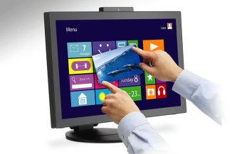 NEC MultiSync E232WMT, display touch per gli uffici e il retail