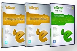 eScan, l'antivirus di nuova generazione per privati e aziende