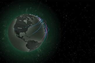 Kaspersky Cyber-Map, la mappa interattiva delle minacce online