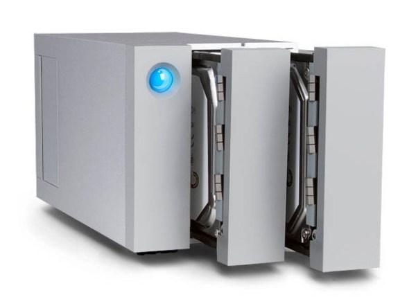 LaCie 2big Thunderbolt 2, sistema RAID a due bay ad alta velocità