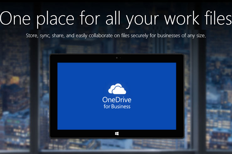 OneDrive for Business, il cloud Microsoft per i professionisti