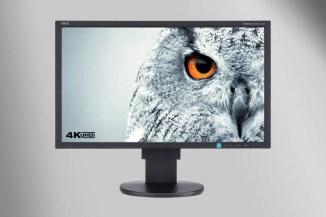 NEC MultiSync EA244UHD, risoluzione 4K per ambienti professionali