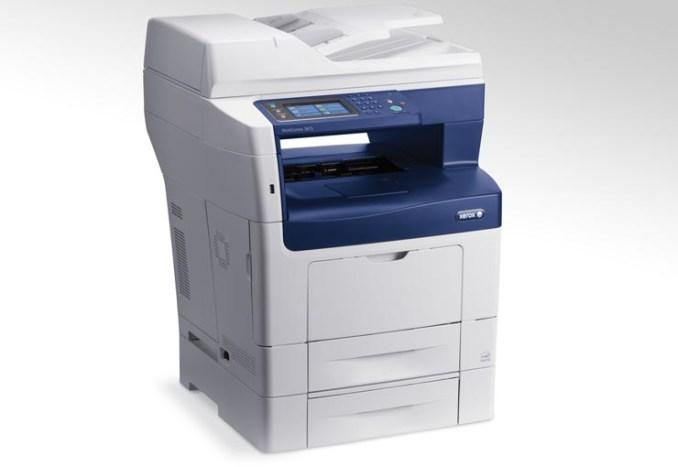 Xerox WorkCentre 3615, il multifunzione monocromatico per le PMI