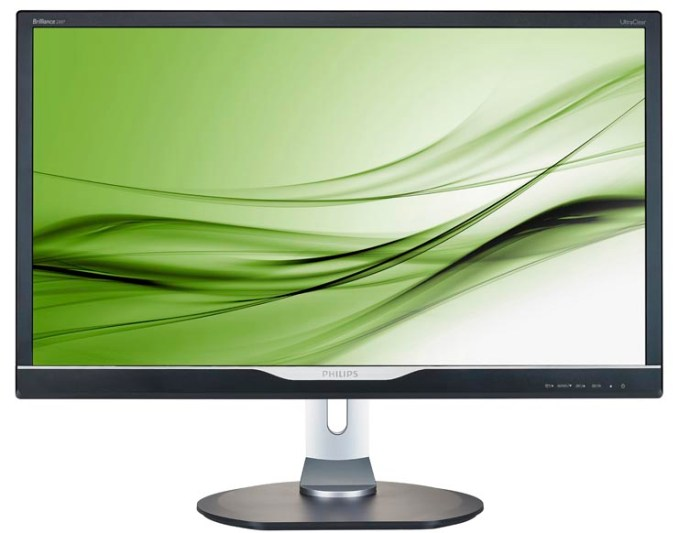 """Philips Ultraclear 288P6LJEB, display da 28"""" con risoluzione 4K"""