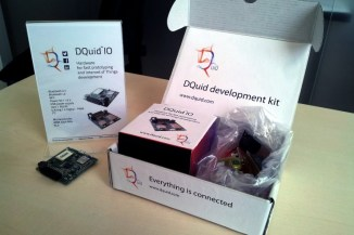 "Graphiland DQuid IO rende ""intelligente"" ogni device"
