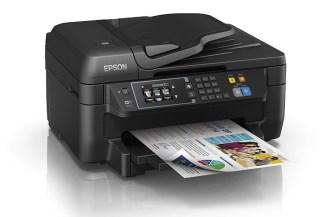 Epson WorkForce WF-2600, multifunzione inkjet per i piccoli uffici