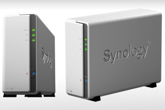 Synology DiskStation DS115j, NAS single bay a basso consumo