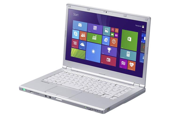 Panasonic Toughbook CF-LX3, leggero e robusto per la massima mobilità