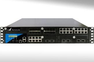 Barracuda NG Firewall 6.0, protezione da malware e vulnerabilità