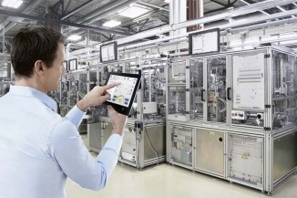 "Bosch Rexroth, la ""connected industry"" e l'Internet of Things"