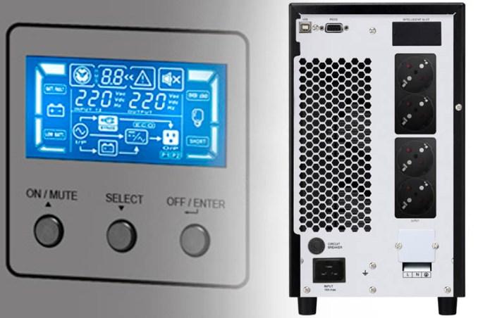 iTek WinPower, la nuova gamma di UPS professionali online