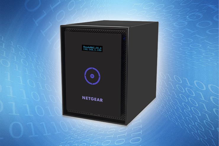 Netgear ReadyRECOVER, backup facili ogni 15 minuti