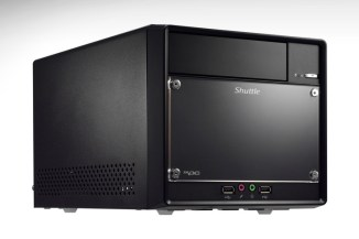 Shuttle SH81R4, mini-PC entry-level per processori LGA1150