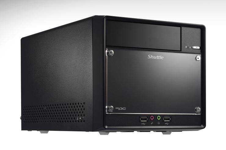 Shuttle SH81R4, mini-PC entry-level per processori LGA1150