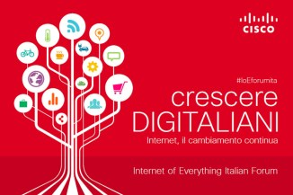 Cisco, Internet of Things e l'economia digitale