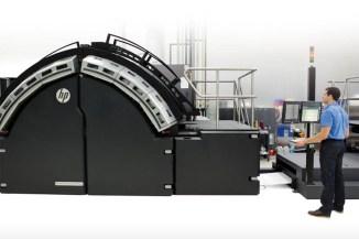 HP Inkjet Web Press, tecnologia di stampa ad alta definizione