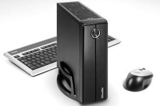 Shuttle XH97V Black, desktop compatto per CPU Haswell