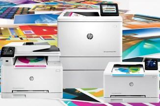 HP riprogetta la stampa laser e ottimizza i consumi