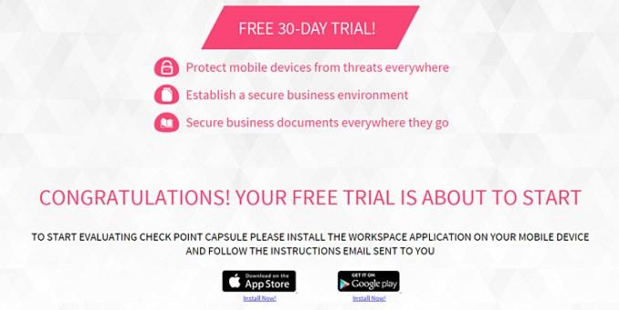 Check Point Capsule protegge il business in mobilità