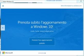Windows 10, come verificare i requisiti base e prenotarlo