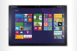 "Panasonic Toughpad FZ-Y1, tablet da 20"" con display UHD"