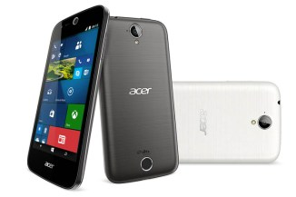 IFA, Acer svela la gamma di smartphone Android e Windows