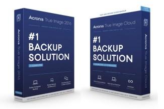 Acronis True Image protegge la vita digitale degli utenti