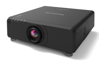 Panasonic PT-DZ780, proiettori silenziosi con tecnologia DLP
