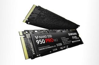 Samsung SSD 950 PRO, tecnologia V-NAND e Form Factor NVMe M.2