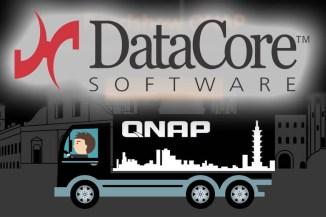 DataCore partecipa al roadshow QNAP QTruck
