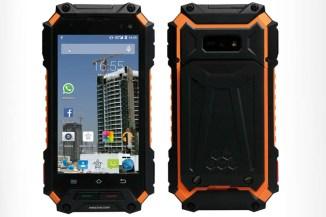 PhonePad R450, il primo smartphone rugged di Mediacom