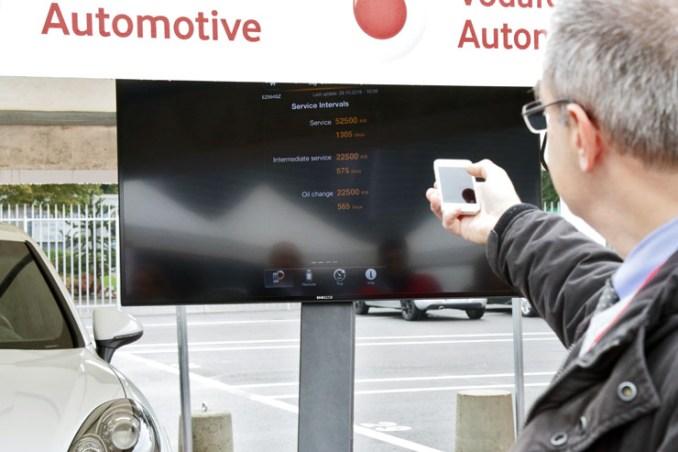 Porsche e Vodafone Automotive, mobilità intelligente e integrata