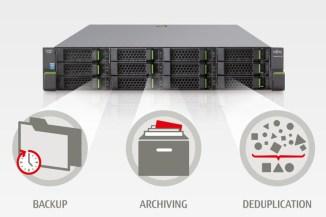 Fujitsu Storage ETERNUS CS, archiviazione e backup semplificati