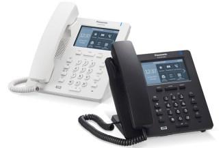 Panasonic KX-HDV330, terminali SIP professionali con touchscreen