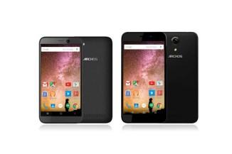 Nuovi smartphone Archos serie Power e Cobalt