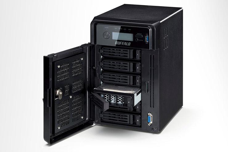 Buffalo sceglie i WD RED per i NAS TeraStation 5600