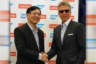 SAP e Lenovo, una partnership per la nuova economia digitale