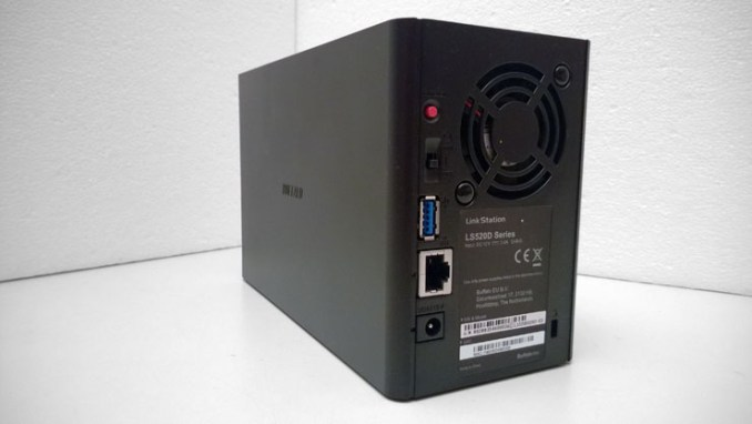Buffalo LinkStation 520, il NAS Soho economico e silenzioso