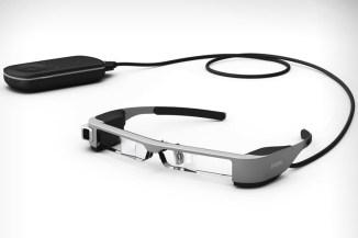 Epson Moverio BT-300, gli smartglasses OLED più leggeri al mondo