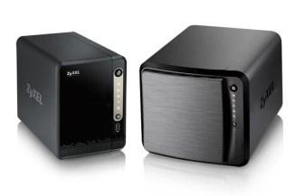 ZyXEL NAS326 e NAS542, storage locale e personal cloud