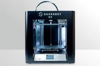 Sharebot, la stampa 3D veloce e sostenibile