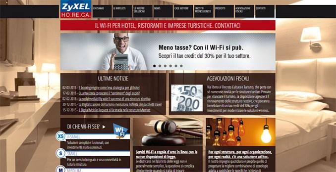 """ZyXEL, la tecnologia utile e lo sviluppo di soluzioni """"chiavi in mano"""""""
