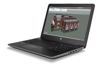 HP ZBook 15 G3, la mobile workstation con performance al top
